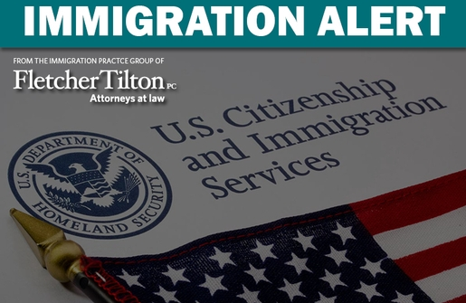 "Immigration Alert UPDATE: Final Rule on ""Strengthening the H-1B Nonimmigrant Visa Classification"""